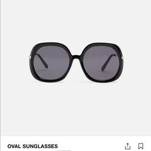 Brand new Zara black sunglasses